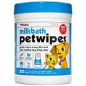 Milkbath Petwipes (200ct)