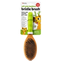 Soft-Grip Bamboo Bristle Brush