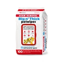 Germ Removal Big n' Thick Petwipes (100ct)