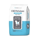 CBD Pet Wipes Big n' Thick - Soothing Vanilla (100ct)