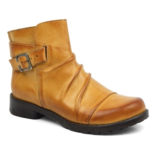 Jafa 2017 Ankle Boot Yellow