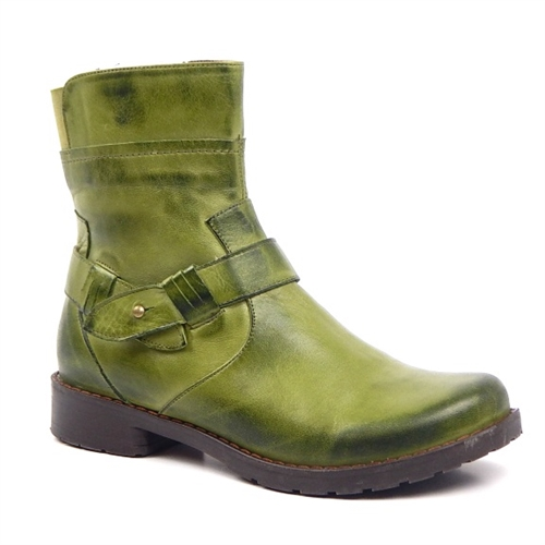 Jafa 2031 Ankle Boot Green