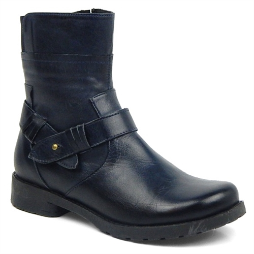 Jafa 2031 Ankle Boot Navy