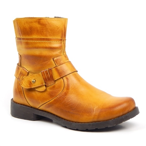 Jafa 2031 Ankle Boot Yellow