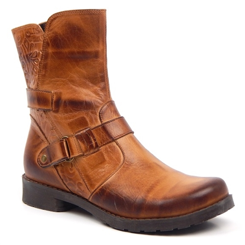 Jafa 2036 Ankle Boot Camel