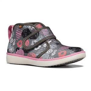 Kids Bogs Kicker Mid Top Strap Garden