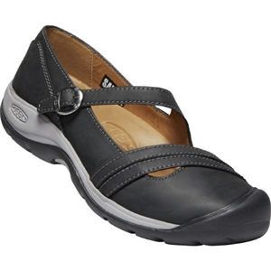 Women's Keen Presidio II Cross Strap Black Raven