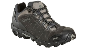 Men's Oboz Bridger Low B-Dry WP Dark Shadow