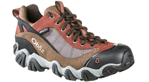 Men's Oboz Firebrand II Low B-Dry WP Earth