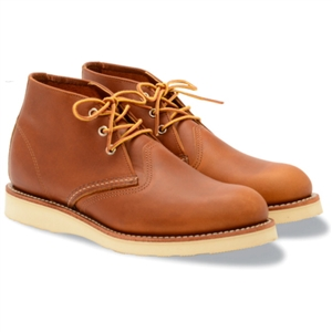 Men's Red Wing Work Chukka 3140