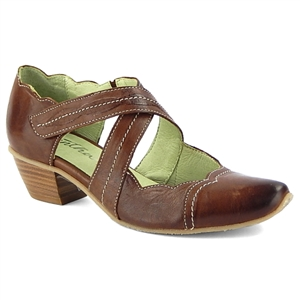 Mentha Iort Pump Brown