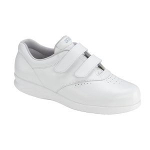 SAS Free Time Walking Shoe White