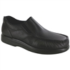 Men's SAS Side Gore Black Smooth