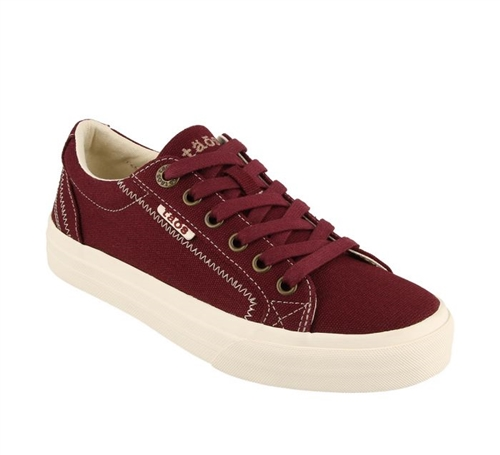 Taos Plim Soul Bordeaux Distressed