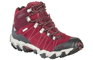 Women's Oboz Bridger Mid B-Dry WP Rio Red