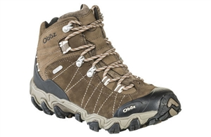 Women's Oboz Bridger Mid B-Dry WP Walnut