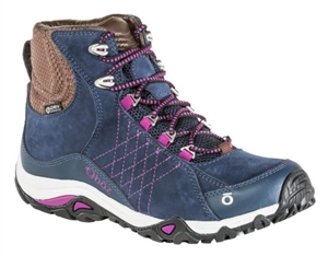 Women's Oboz Sapphire Mid B-Dry WP Huckleberry