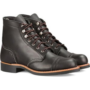 Women's Red Wing Iron Ranger Black Boundary