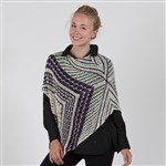 Artyarns Mosaic Poncho Kit