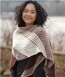 Rocky Road Shawl Kit