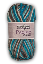 Cascade Yarns Pacific Chunky Multi