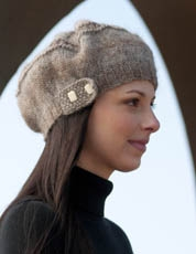 Eco Duo Slouch Hat FREE Pattern
