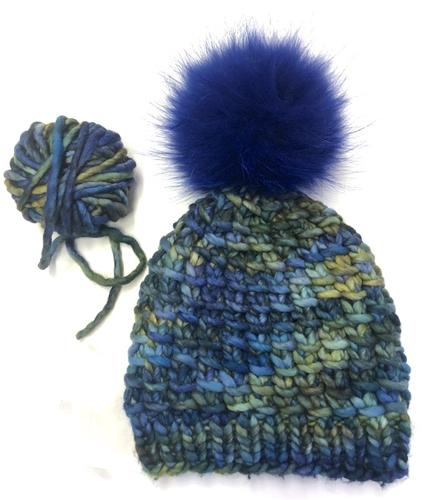 Detachable 5 Inch Hat Pom Pom Finn Raccoon Faux Fur Pom Pom Knitting Loop Pom Gold Raccoon Grey Raccoon Faux Finnish Raccoon