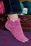 Fixation Ruffled Up Sock FREE Pattern