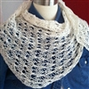 Linen Diversion Shawlette