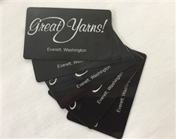 Great Yarns Gift Card