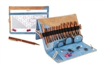 "Ginger Deluxe Special 16"" Interchangeable Knitting Needle Set"