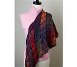 Jojoland Dragon Wing Shawl Kit
