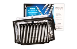 Nova Deluxe Interchangeable Needle Set