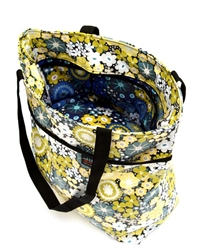 Splash Fabric Tote Bags