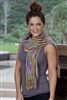 Half Linen Stitch Wrap Scarf Kit