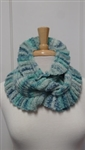 Universal Yarn's Angora Pleated Cowl Kits