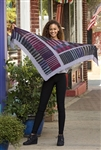 Universal Yarn's Exhilarate Shawl Kit