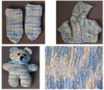 Winter Warmer Baby Set FREE Pattern