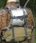 Reproduction/Original A-Frame, Assault Bag, Original Mess Kit & Tornister Straps Set