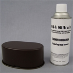 German WWII Rot-Braun (Camouflage Red-Brown) Spray Paint Can