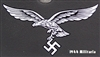Reproduction Luftwaffe 2nd Model Dry Transfer Decal Variant