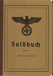 Reproduction Heer Army Soldbuch