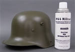 German World War One Graugrün Helmet Paint
