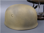 "Reproduction German WWII ""Italian Front Camouflaged"" M38 Fallschirmjäger Helmet ckl71 ""Late War"" Issue"
