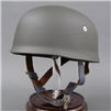 "Reproduction German WWII M38 Fallschirmjäger Helmet ckl71 ""Late War"" Issue"