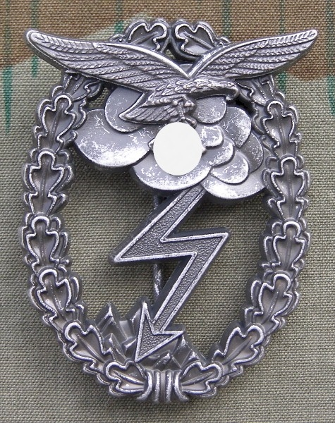 Reproduction German WWII Luftwaffe Ground Combat Badge