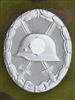 German WWII Silver Wound Badge
