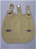 Original German WWII Unissued Heer/Waffen SS Mid/Late War Breadbag RB Numbered