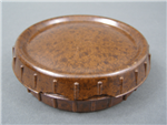 Original German WWII Brown Butter Dish