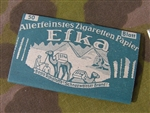 Original WWII German Efka Cigarette Rolling Papers (Set of 2) #2